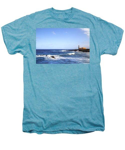 Tenerife - Garachico  Men's Premium T-Shirt