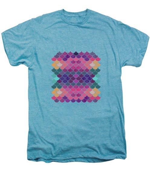 Lovely Pattern Men's Premium T-Shirt by Amir Faysal