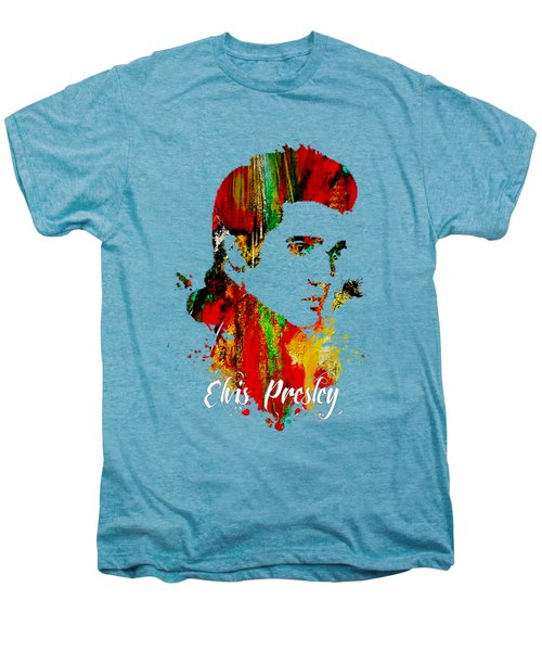 Elvis Presley Collection Men's Premium T-Shirt