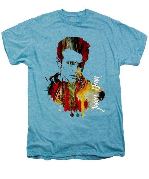 James Dean Collection Men's Premium T-Shirt