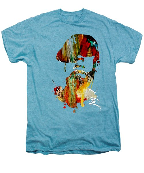 Jay Z Collection Men's Premium T-Shirt by Marvin Blaine