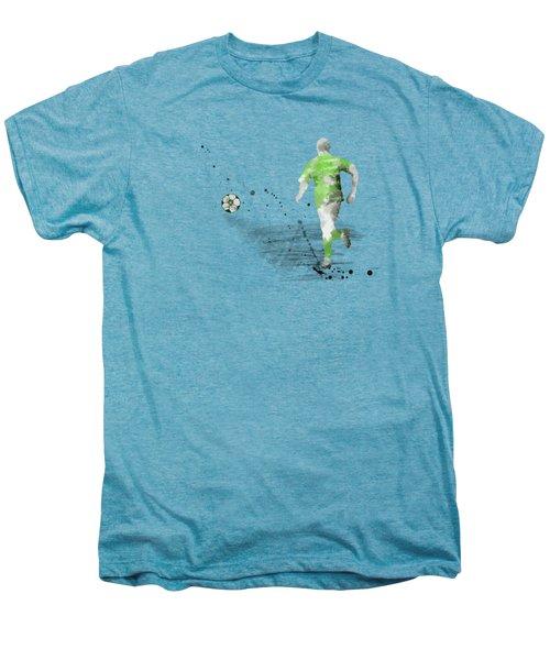 Football Player Men's Premium T-Shirt