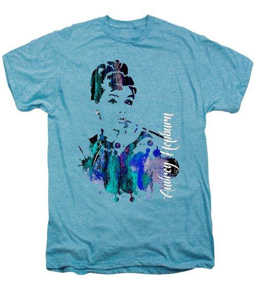 Audrey Hepburn Collection Men's Premium T-Shirt