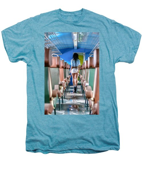 Take A Litte Trip Men's Premium T-Shirt