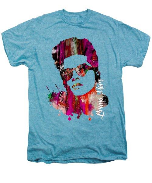 Bruno Mars Collection Men's Premium T-Shirt