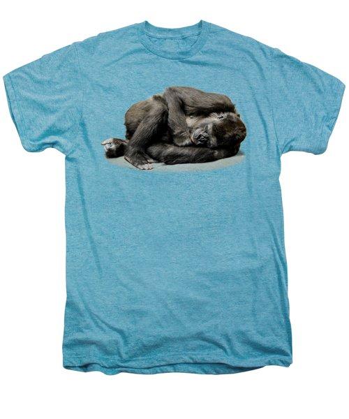 Gorilla Men's Premium T-Shirt by FL collection