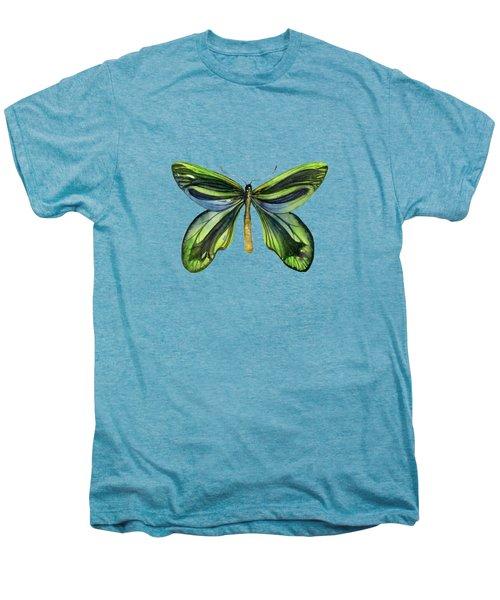 6 Queen Alexandra Butterfly Men's Premium T-Shirt