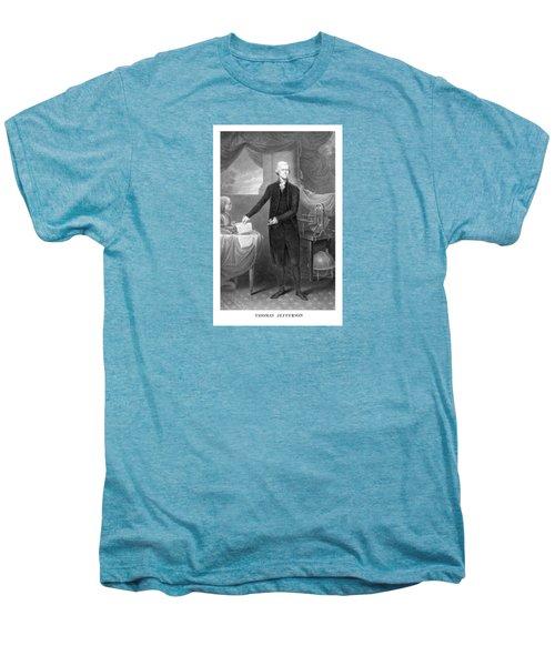 Thomas Jefferson Men's Premium T-Shirt