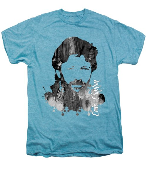 Eric Clapton Collection Men's Premium T-Shirt by Marvin Blaine