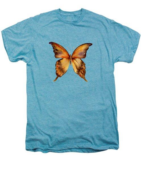 7 Yellow Gorgon Butterfly Men's Premium T-Shirt