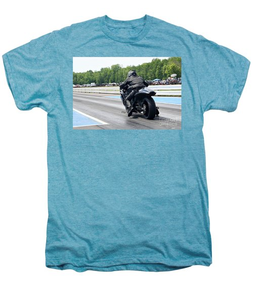 8760 06-15-2015 Esta Safety Park Men's Premium T-Shirt