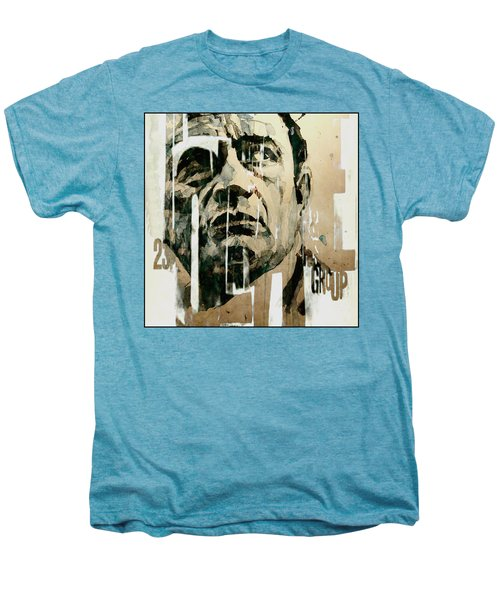 A Boy Named Sue Men's Premium T-Shirt by Paul Lovering