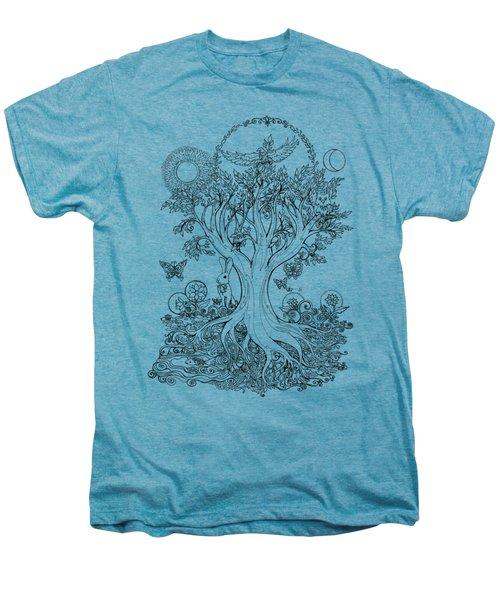 A Celebration Of Spring Men's Premium T-Shirt