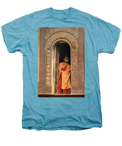A Monk 4 Men's Premium T-Shirt
