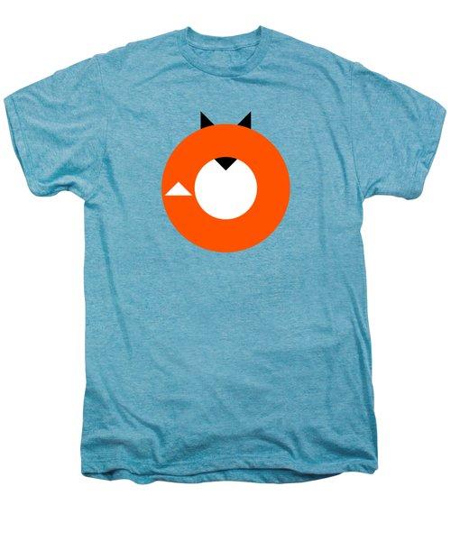 A Most Minimalist Fox Men's Premium T-Shirt