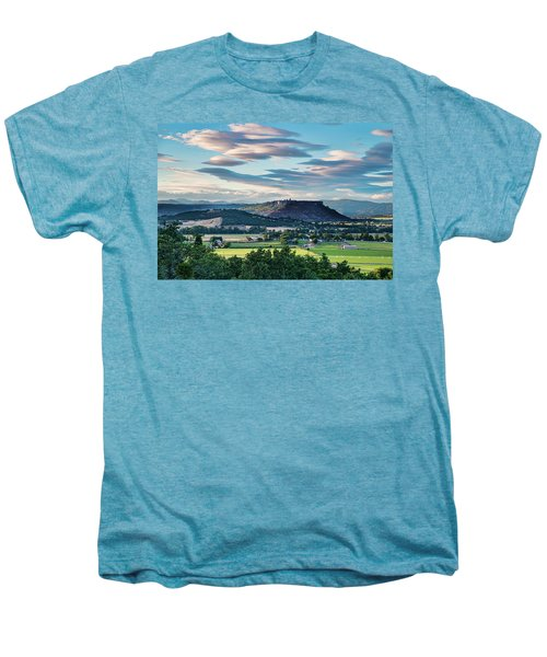 A Peaceful Land Men's Premium T-Shirt