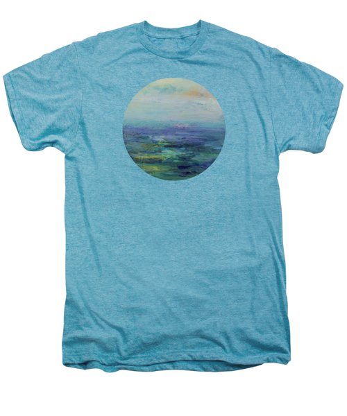 A Place For Peace Men's Premium T-Shirt by Mary Wolf