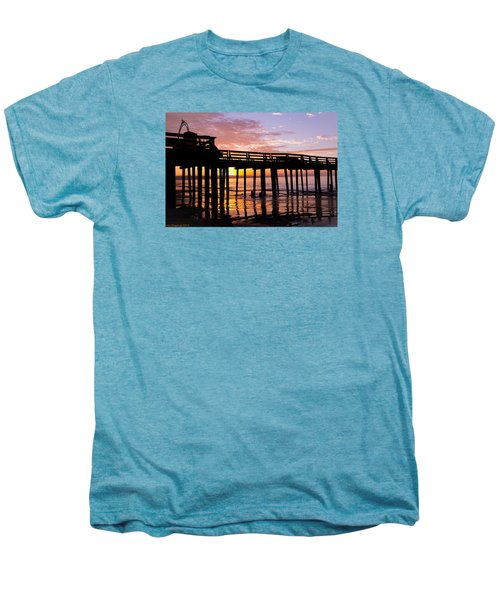 A Quiet And Beautiful Start Men's Premium T-Shirt by Lora Lee Chapman