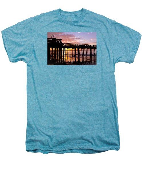 A Quiet And Beautiful Start Men's Premium T-Shirt