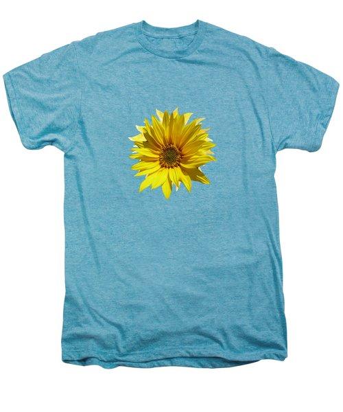 A Vase Of Sunflowers Men's Premium T-Shirt