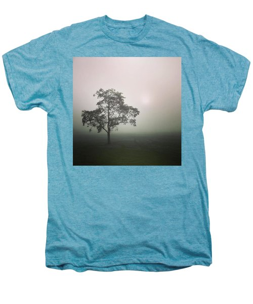 A Walk Through The Clouds #fog #nuneaton Men's Premium T-Shirt