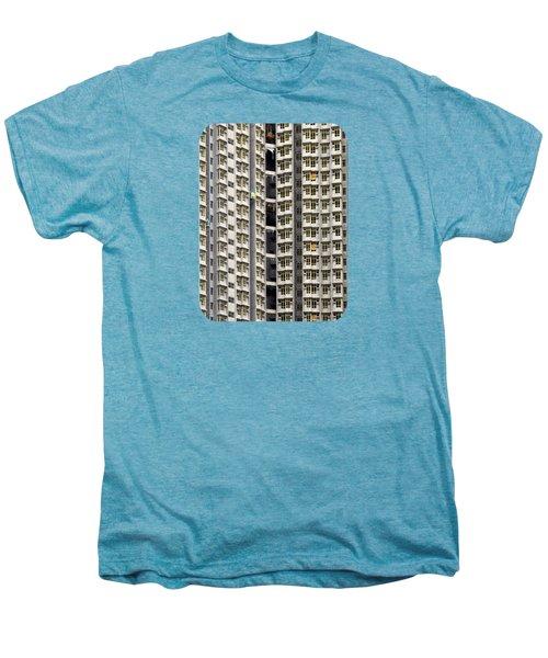 A Work In Progress Men's Premium T-Shirt by Ethna Gillespie