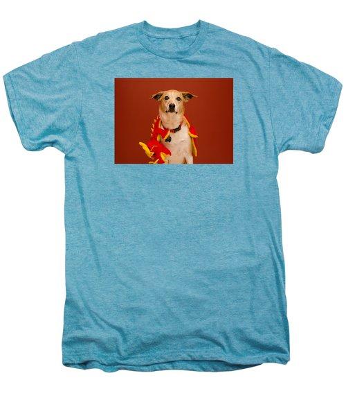 Abbie And A Dragon Men's Premium T-Shirt