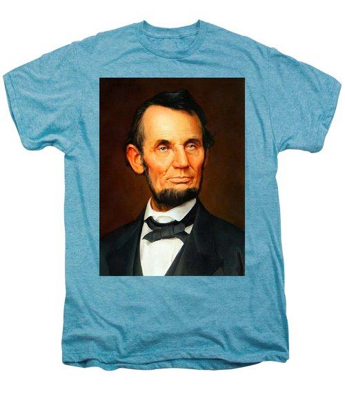 Abraham Lincoln 10 Men's Premium T-Shirt