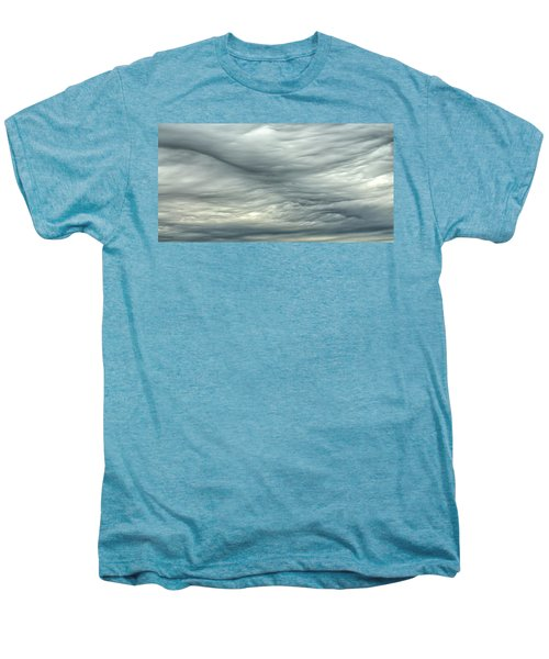 Abstract Of The Clouds 2 Men's Premium T-Shirt