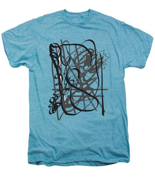 Abstract Men's Premium T-Shirt by Oksana Demidova