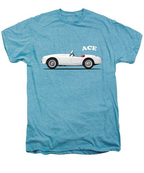Ac Ace Men's Premium T-Shirt by Mark Rogan