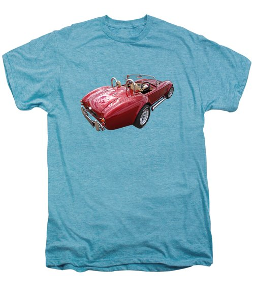 Ac Cobra 1966 Men's Premium T-Shirt by Gill Billington