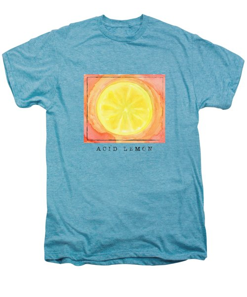 Acid Lemon Men's Premium T-Shirt