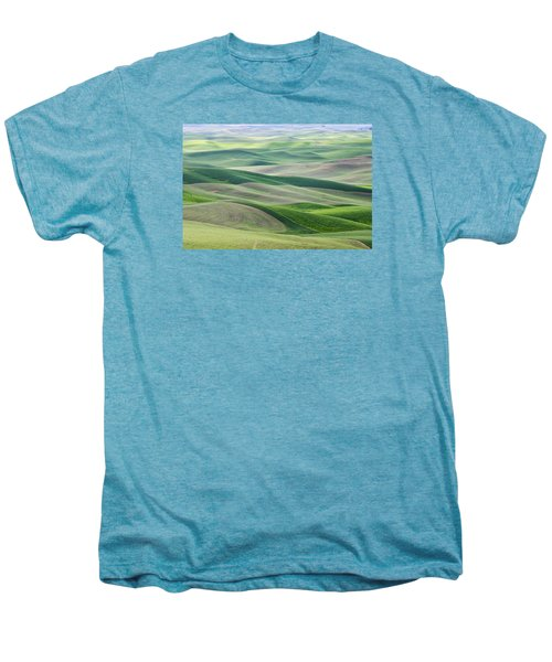 Across The Valley Men's Premium T-Shirt