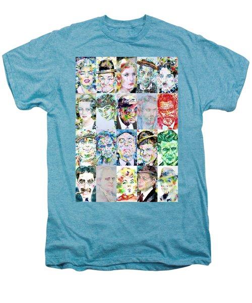 Actors And Directors Men's Premium T-Shirt