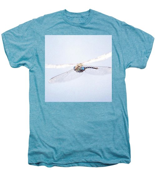 Aeshna Juncea - Common Hawker In Men's Premium T-Shirt