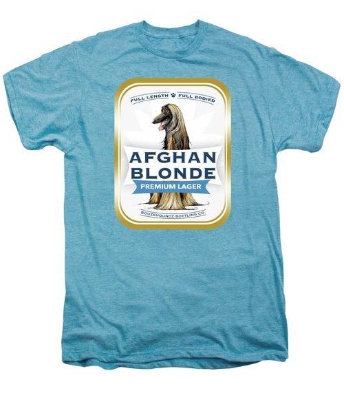 Afghan Blonde Premium Lager Men's Premium T-Shirt