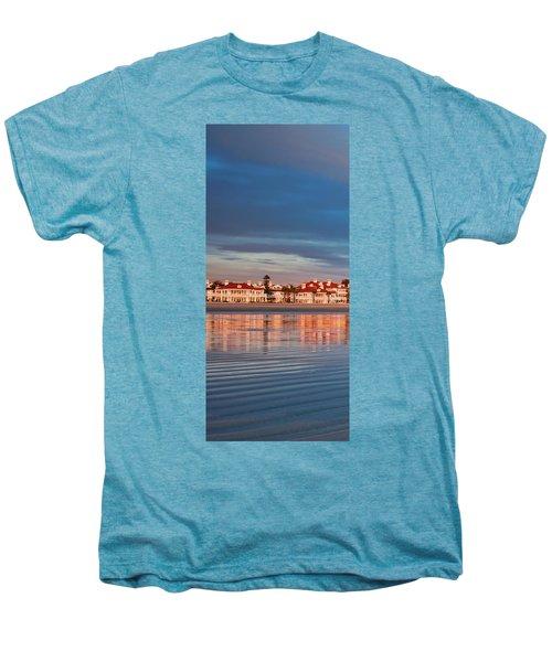Afloat Panel 1 16x7.25 Men's Premium T-Shirt