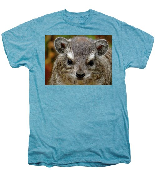 African Animals On Safari - A Child's View 6 Men's Premium T-Shirt by Exploramum Exploramum