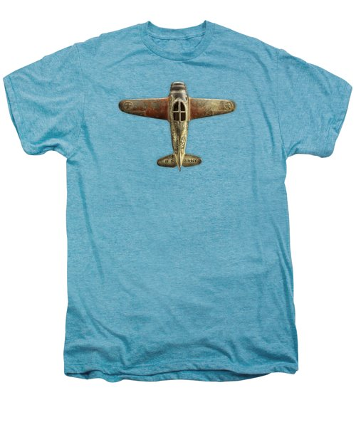 Airplane Scrapper Men's Premium T-Shirt by YoPedro