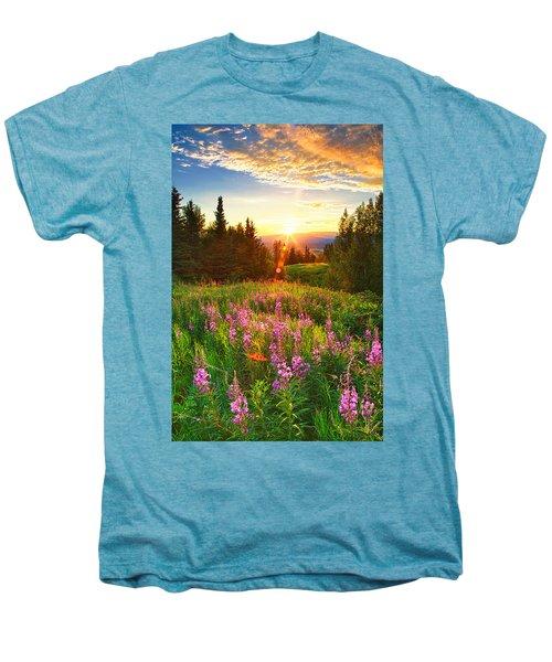Alaska Field Men's Premium T-Shirt