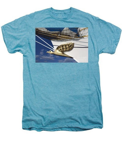 Albatross Figurehead Men's Premium T-Shirt by Heiko Koehrer-Wagner