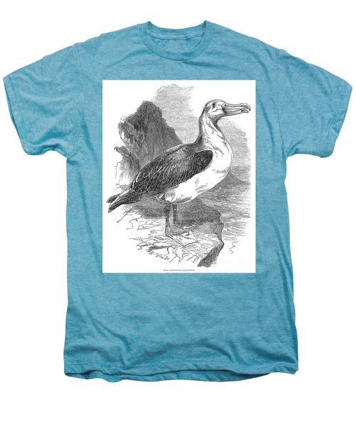 Albatross Men's Premium T-Shirt by Granger