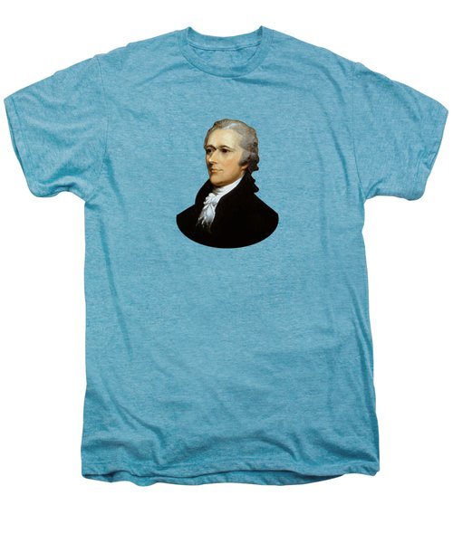 Alexander Hamilton Men's Premium T-Shirt by War Is Hell Store
