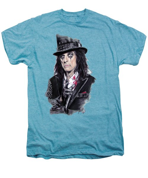 Alice Cooper Men's Premium T-Shirt