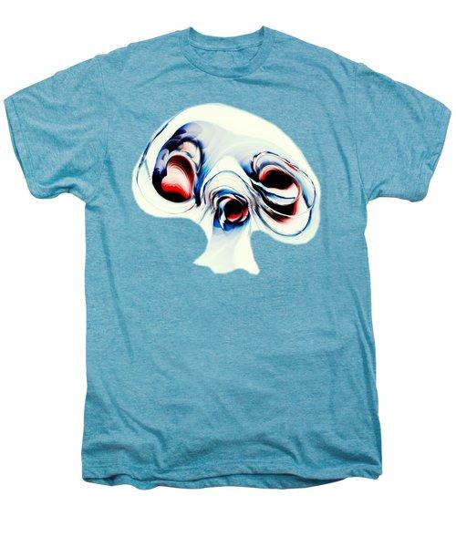 Alien Puppy Men's Premium T-Shirt by Anastasiya Malakhova