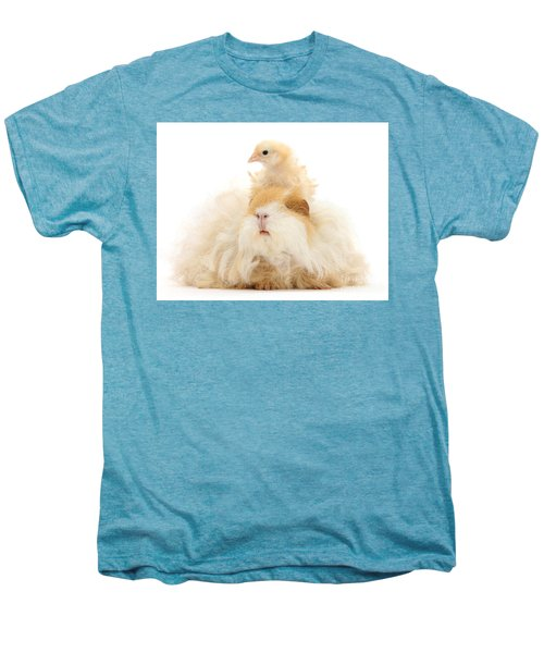 All Frizzed Up And Ready To Go Men's Premium T-Shirt