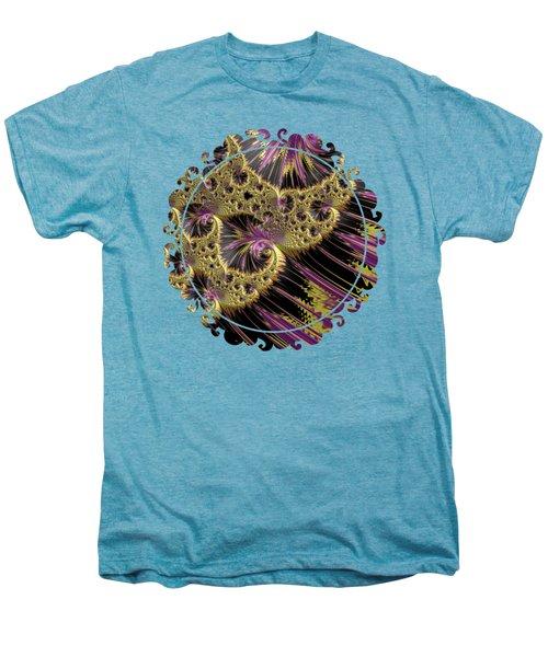 All That Glitters Men's Premium T-Shirt by Becky Herrera