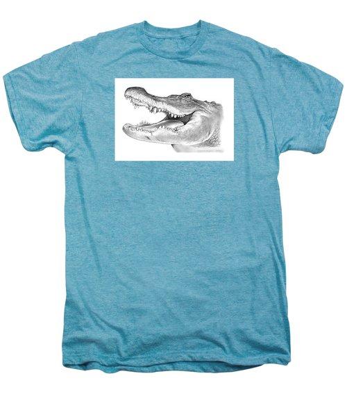 American Alligator Men's Premium T-Shirt
