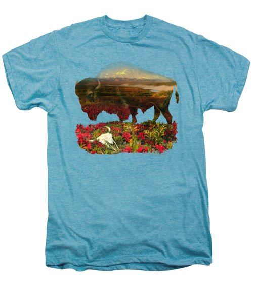 American Buffalo Men's Premium T-Shirt